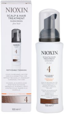 Nioxin System 4 Acalp Treatment To Treat Significant Thinning Of Fine Chemically Treated Hair 3
