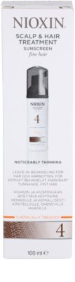 Nioxin System 4 Acalp Treatment To Treat Significant Thinning Of Fine Chemically Treated Hair 4