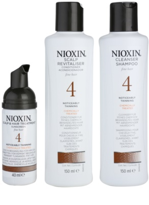 Nioxin System 4 Kosmetik-Set  I. 2