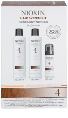Nioxin System 4 set cosmetice I.