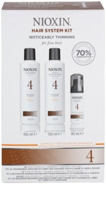 Nioxin System 4 zestaw kosmetyków I.