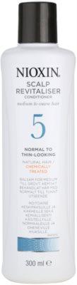Nioxin System 5 acondicionador ligero para una pérdida moderada de la densidad del cabello normal-grueso, virgen o químicamente tratado