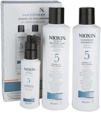 Nioxin System 5 set cosmetice I. 1