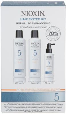 Nioxin System 5 Cosmetic Set I.