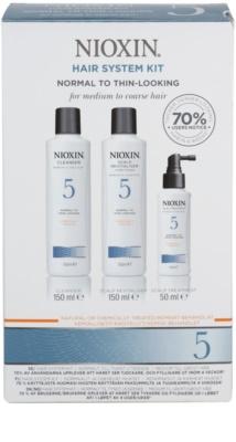 Nioxin System 5 zestaw kosmetyków I.