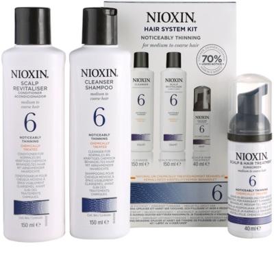 Nioxin System 6 set cosmetice VI. 1