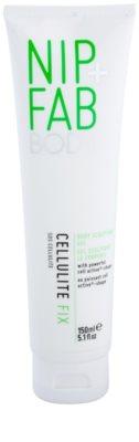 NIP+FAB Body Cellulite Fix sérum reafirmante para eliminar celulitis