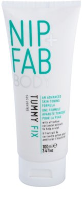 NIP+FAB Body Tummy Fix zoštíhľujúce a spevňujúce sérum na brucho a boky