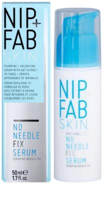 NIP+FAB Skin No Needle serum na dzień wygładzające zmarszczki 1