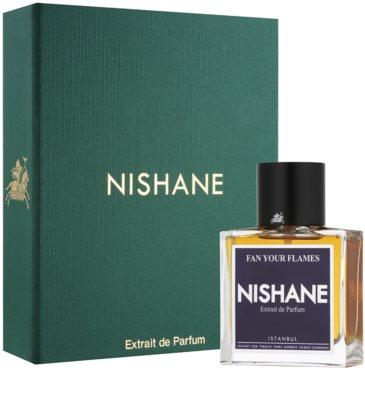 Nishane Fan Your Flames extrato de perfume unissexo 1