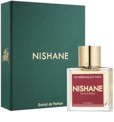 Nishane Hundred Silent Ways Парфуми екстракт унісекс 1