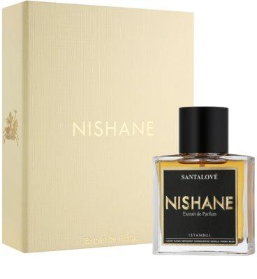 Nishane Santalové extrato de perfume unissexo 1
