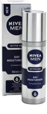 Nivea Men Active Age комплексний догляд 1
