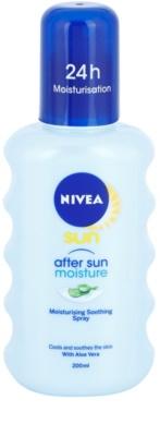 Nivea Sun After Sun spray pentru dupa bronzat