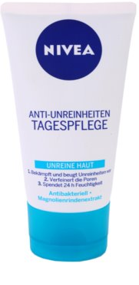 Nivea Anti-Blemish crema hidratanta usoara impotriva imperfectiunilor pielii