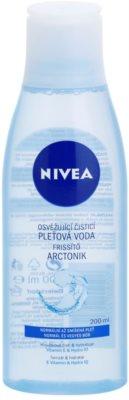 Nivea Aqua Effect lotiune de curatare pentru piele normala si mixta