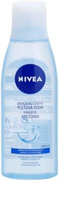 Nivea Aqua Effect очищуюча вода для нормальної та змішаної шкіри