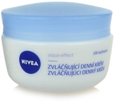 Nivea Aqua Effect Tagescreme für weiche Haut für normale Haut und Mischhaut