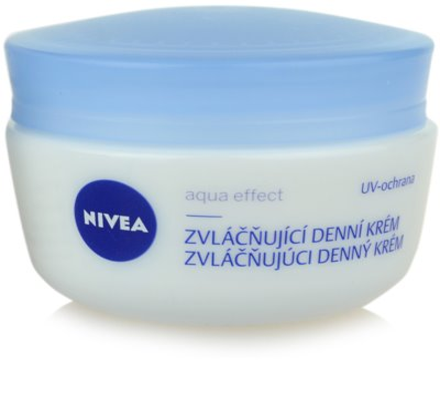 Nivea Aqua Effect зволожуючий денний крем для нормальної та змішаної шкіри