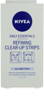 Nivea Aqua Effect почистващи лентички за лице