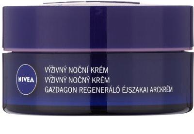 Nivea Aqua Effect Feuchtigkeitsspendende Nachtcreme mit ernährender Wirkung für trockene Haut
