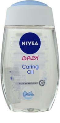 Nivea Baby ápoló olaj