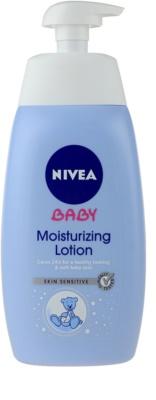 Nivea Baby hydratační tělové mléko