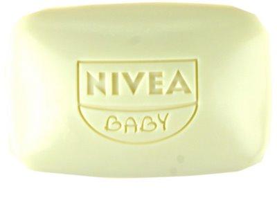 Nivea Baby krémové mydlo 1