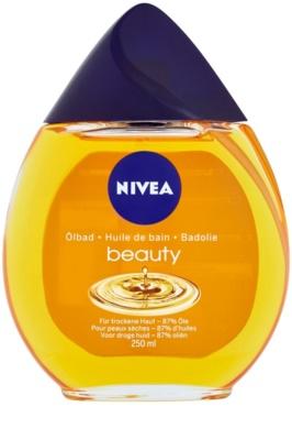 Nivea Beauty Oil Badöl