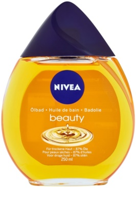 Nivea Beauty Oil fürdőolaj