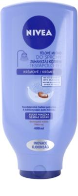 Nivea Body Shower Milk leite corporal de duche para pele seca