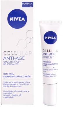 Nivea Cellular Anti-Age očný omladzujúci krém 1