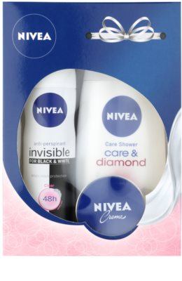 Nivea Care & Diamond kozmetika szett I.