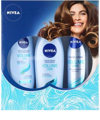 Nivea Volume Care Kosmetik-Set  I.