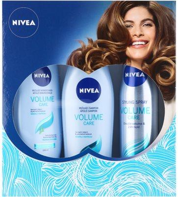 Nivea Volume Care kozmetika szett I.