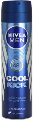 Nivea Men Cool Kick spray dezodor