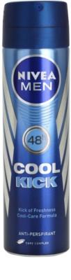 Nivea Men Cool Kick дезодорант в спрей
