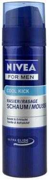 Nivea Men Cool Kick espuma de afeitar