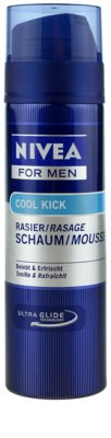 Nivea Men Cool Kick espuma de barbear