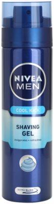 Nivea Men Cool Kick borotválkozási gél