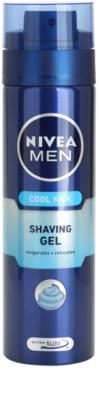 Nivea Men Cool Kick gel de barbear