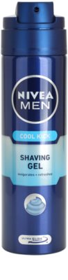 Nivea Men Cool Kick gel de ras 1