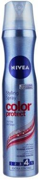 Nivea Color Protect лак для блиску волосся