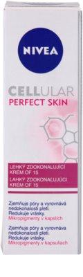 Nivea Cellular Perfect Skin zdokonalující denní krém na rozšířené póry a vrásky 3