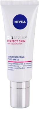 Nivea Cellular Perfect Skin creme de dia aperfeiçoador para poros dilatados e rugas