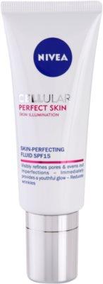 Nivea Cellular Perfect Skin zdokonalující denní krém na rozšířené póry a vrásky