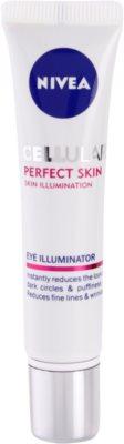 Nivea Cellular Perfect Skin rozjaśniający krem do okolic oczu