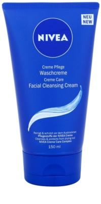 Nivea Creme Care oczyszczający krem do twarzy