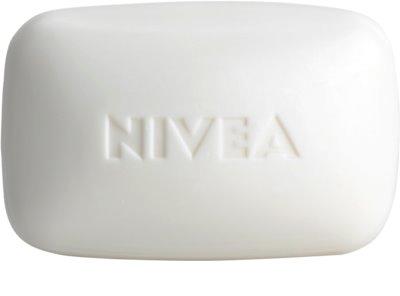 Nivea Creme Care tuhé mýdlo 1