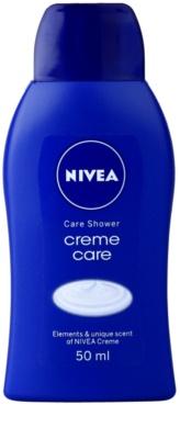 Nivea Creme Care krémový sprchový gél